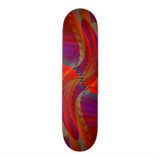 Phoenix Rising Skateboard Deck
