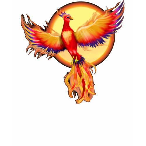 Phoenix Rising shirt