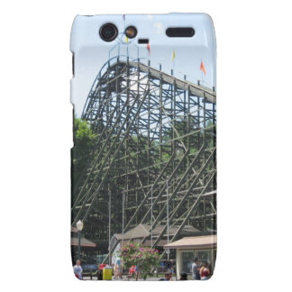 Phoenix Roller Coaster at Knoebels Motorola Droid RAZR Case