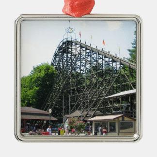 Phoenix Roller Coaster at Knoebels Ornament