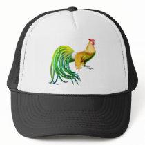 Phoenix Rooster Mesh Hat
