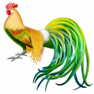 Phoenix Rooster Ornament