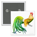 Phoenix Rooster Pin
