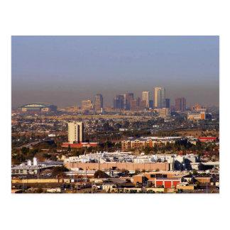 Phoenix Skyline, Arizona Postcard
