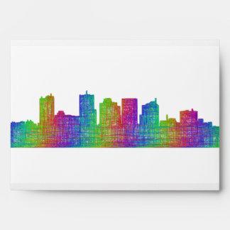 Phoenix skyline envelope