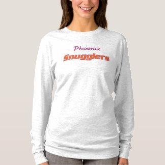 Phoenix Snugglers Playera