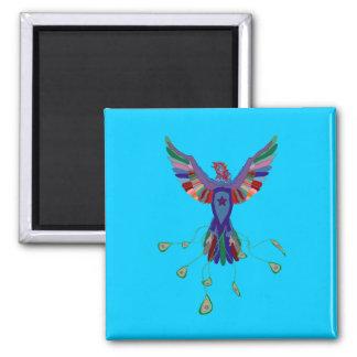 Phoenix Star Magnet