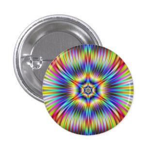 Phoenix Star Pinback Button