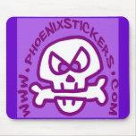Phoenix Stickers mouse pad
