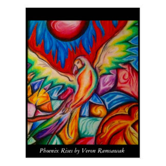 Phoenix sube por Veron Ramsawak Postales