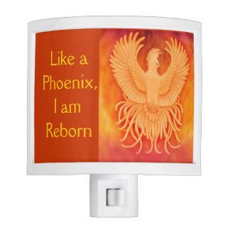 Phoenix Survivor Bird Night Light