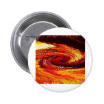 Phoenix Swirl Print Pins