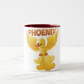 ¡Phoenix! Tazas De Café