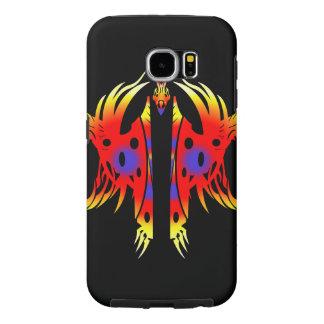 Phoenix Tribal II Fundas Samsung Galaxy S6