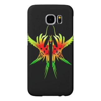 Phoenix Tribal III Fundas Samsung Galaxy S6