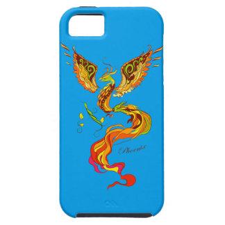 Phoenix vector illustration iPhone SE/5/5s case