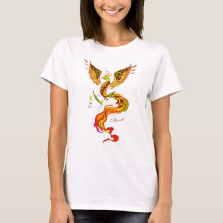 Phoenix vector illustration T-Shirt