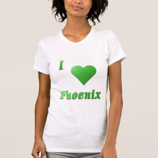 Phoenix -- Verde de Kelly Camisetas
