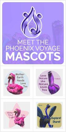 Phoenix Voyage Mascots