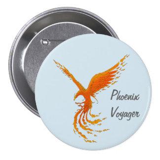 Phoenix Voyager Large Button