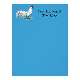 Phoenix:  White Rooster Letterhead
