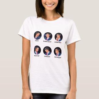 Phoenix Wright Emoticons T-Shirt