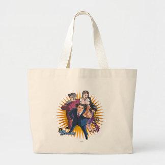 Phoenix Wright Key Art Bag