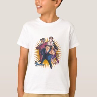 Phoenix Wright Key Art T-Shirt