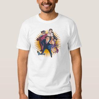 Phoenix Wright Key Art T Shirts