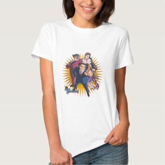 Phoenix Wright Key Art Tshirts