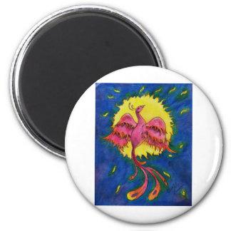 PhoenixColor 2 Inch Round Magnet