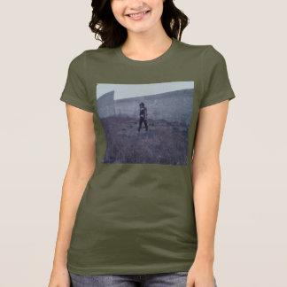 PhoenixPhucks -Loneliness girl: an Anti-Hero. T-Shirt