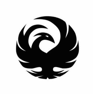 phoenixSimple Photo Sculpture Button