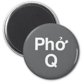 Phok Q 2 Inch Round Magnet