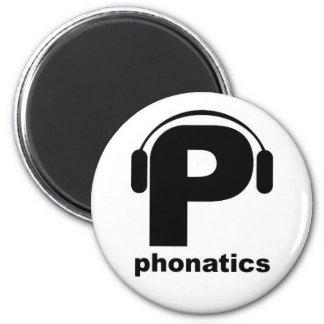 Phonatics Fridge Magnet