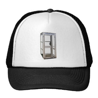 Phone Booth Hat