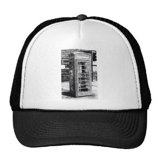 Phone Booth Mesh Hat