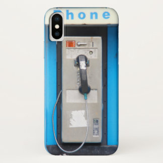 Phone Booth iPhone X Case
