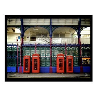 Phone Boxes, Smithfield [Postcard]