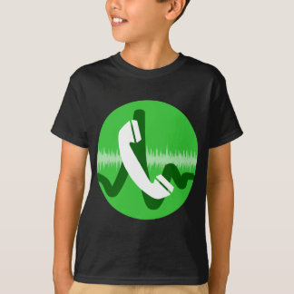 Phone Call Icon T-Shirt