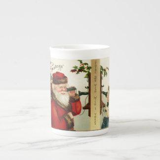 Phone Call with Santa Tea Cup