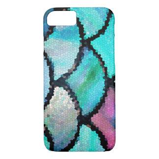 phone case aqua mosaic case-iphone-samsung