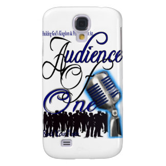 Phone Case: Audience of One Samsung S4 Case