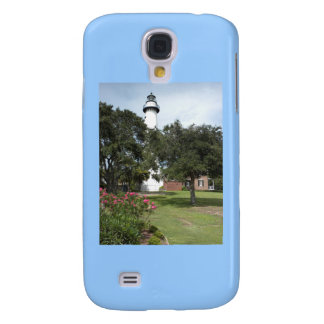 Phone case featuring St. Simons Lighthouse Galaxy S4 Cases