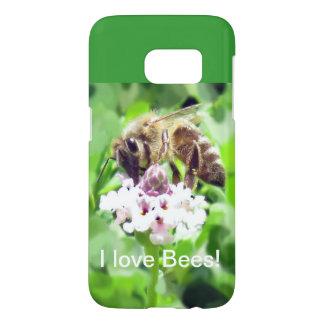 Phone Case - Honeybee on Blossom