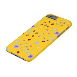 Phone case(many models) - Urine Particulates Barely There iPhone 6 Case