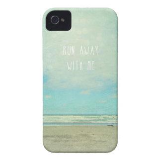 phone case ocean beach blackberry samsung Case-Mate iPhone 4 cases