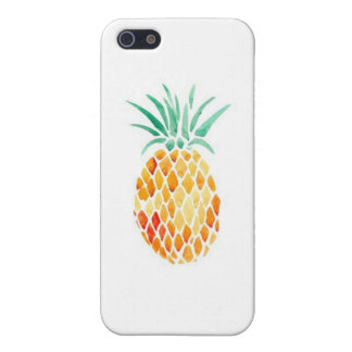 phone case pineapple iPhone 5/5S cases