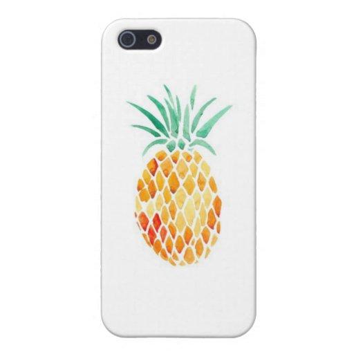 phone case pineapple iPhone 5/5S cases : Zazzle