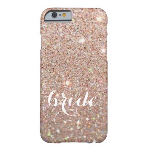 Phone Case - Rose Gold Fab bride Phone Case
